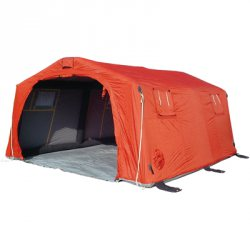 Airshelter IX, Farbe Rot  20m²