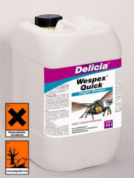 Delicia® Wespex-Quick 10l Kanister
