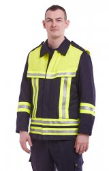 Einsatzjacke Safety RLP